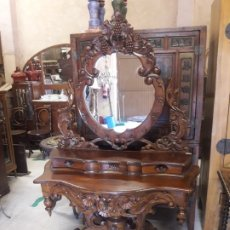Antigüedades: TOCADOR ITALIANO . Lote 172642249