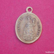 Antigüedades: MEDALLA SIGLO XIX VIRGEN DE LORETO Y SAN ANTONIO DE PADUA.. Lote 172646259