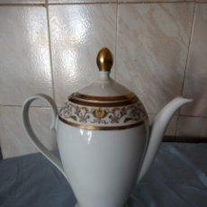 Antigüedades: PRECIOSA CAFETERA DE PORCELANA SELTMANN WEIDEN BAVARIA W, GERMANY,. Lote 172664692