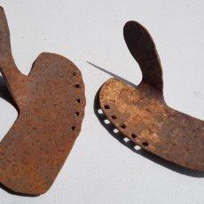 Antigüedades: HERRADURAS PARA VACA TORO O BUEY. Lote 172687425