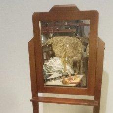 Antigüedades: PALANGANERO LAVAMANOS RETRO EN MADERA. Lote 179135686