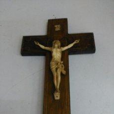 Antigüedades: CRUZ CRISTIANA DE JESÚS. Lote 172729067