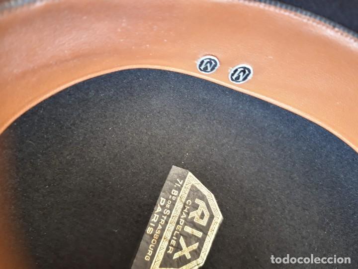 Antigüedades: Sombrero bonbin Rix Paris, hacia 1900 - Foto 7 - 172754178