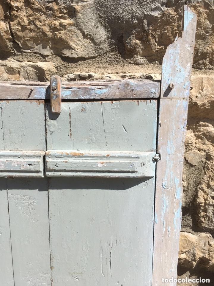 Antigüedades: Ventana casa aragonesa SXVIII - Foto 2 - 172754315