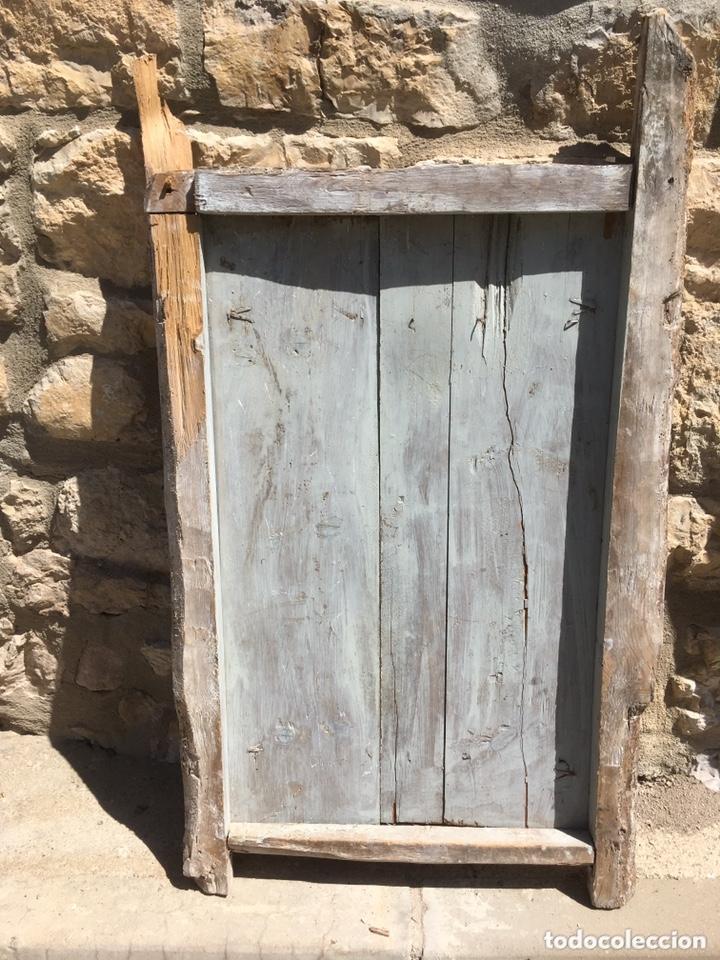 Antigüedades: Ventana casa aragonesa SXVIII - Foto 4 - 172754315