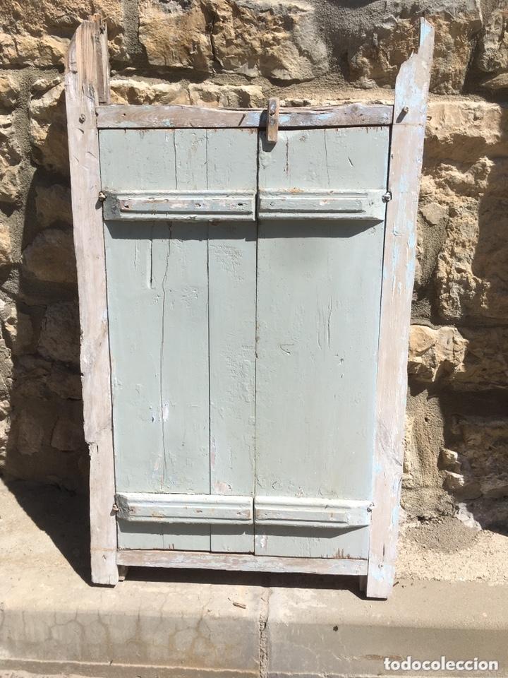 VENTANA CASA ARAGONESA SXVIII (Antigüedades - Varios)