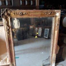 Antigüedades: MARCO PARA RESTAURAR S XIX . Lote 172758398