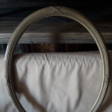 Antigüedades: MARCO OVAL. Lote 172759314