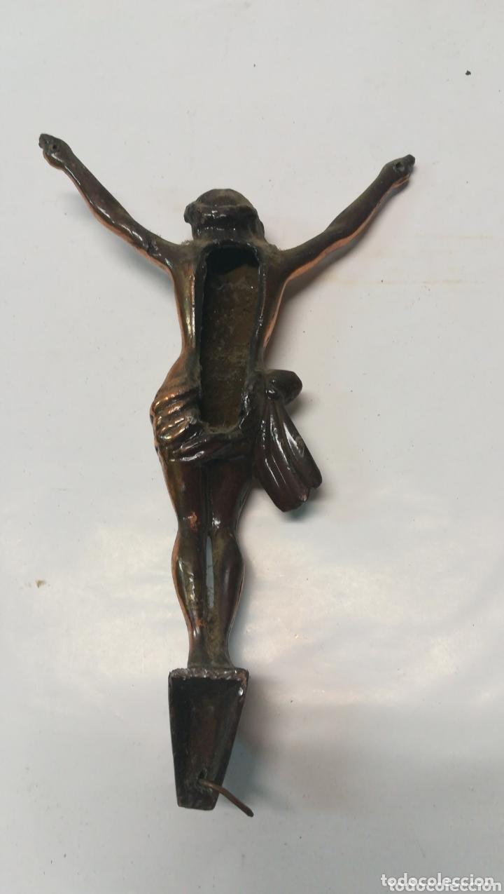 Antigüedades: Crucifijo - Foto 3 - 172794594