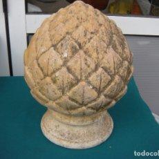 Antigüedades: CERÁMICA POPULAR, PIÑA DE TERRACOTA. Lote 172802408