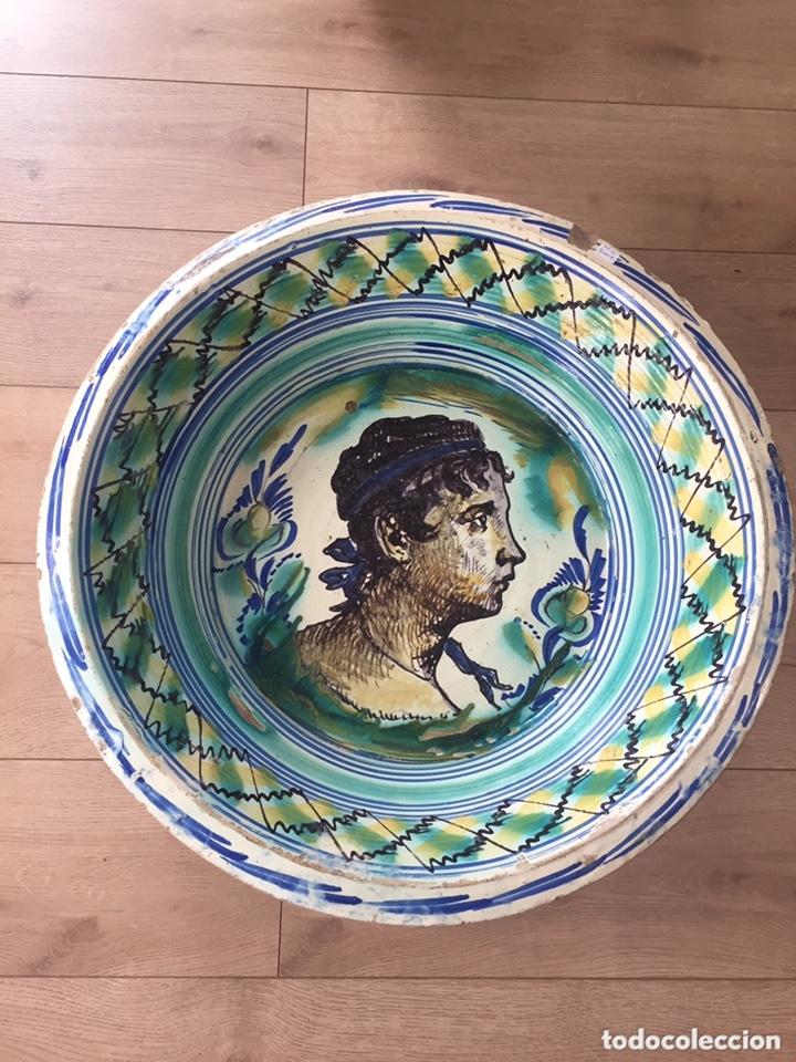 ANTIGUO LEBRILLO TRIANA (Antigüedades - Porcelanas y Cerámicas - Triana)