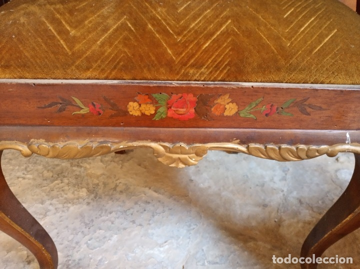 Antigüedades: Pareja sillas modernistas - Foto 2 - 172827157