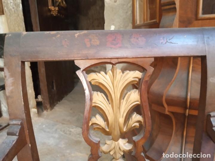 Antigüedades: Pareja sillas modernistas - Foto 4 - 172827157