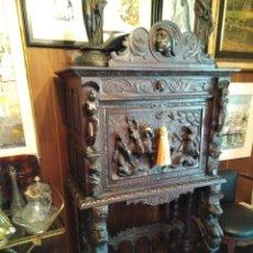 Antigüedades: MUEBLE BAR. Lote 172864972