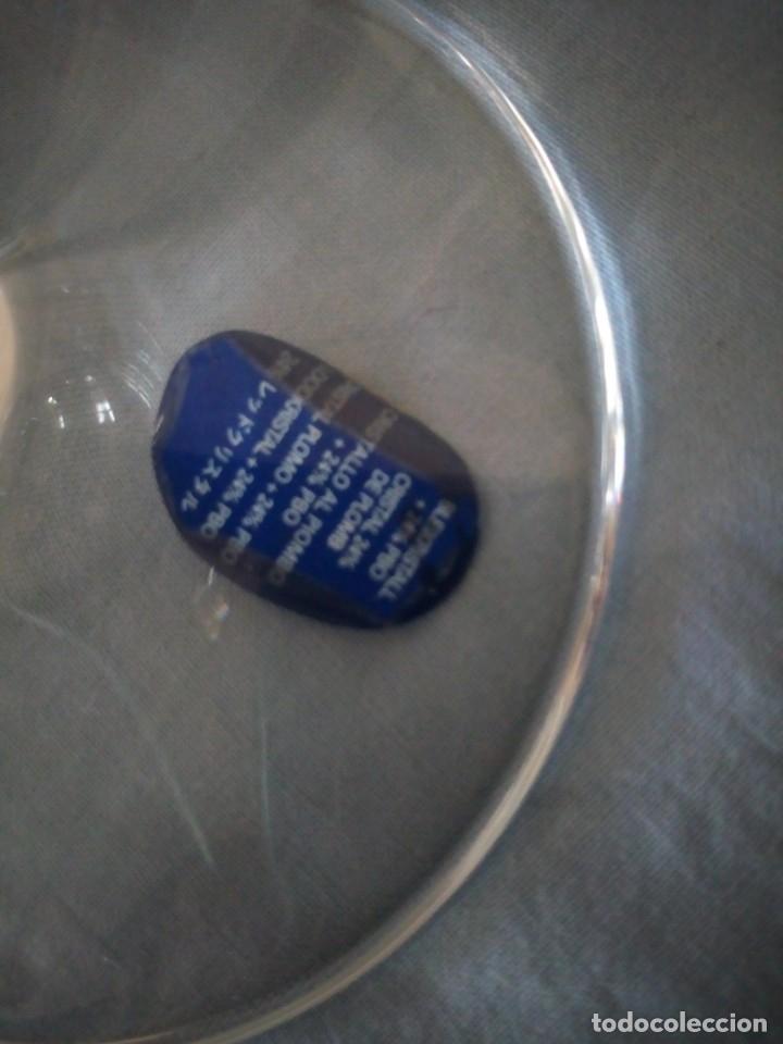 Antigüedades: Cristalería copas de vino y champagne villeroy & boch savoy 24% lead crystal.12 piezas. - Foto 11 - 172869955