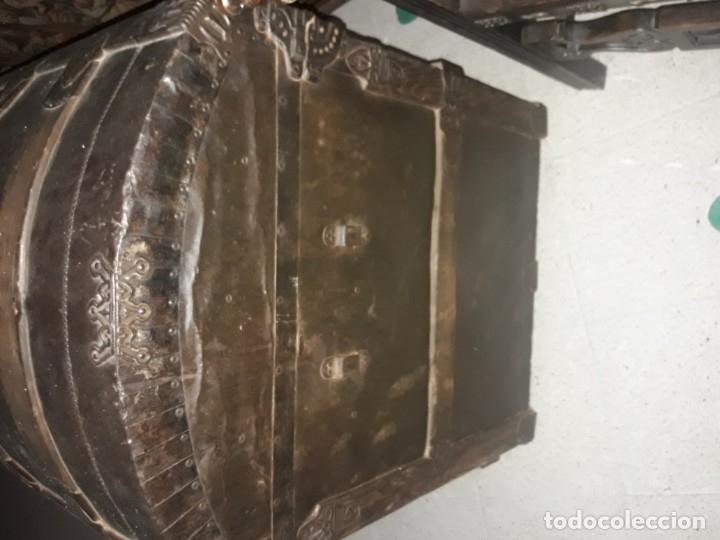 Antigüedades: Baúl de viaje - Foto 3 - 172879809
