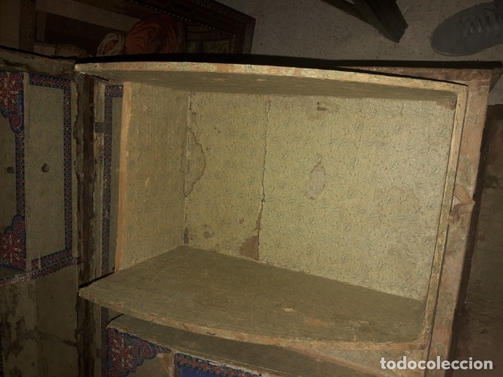 Antigüedades: Baúl de viaje - Foto 11 - 172879809
