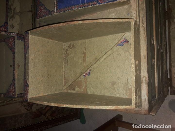 Antigüedades: Baúl de viaje - Foto 12 - 172879809