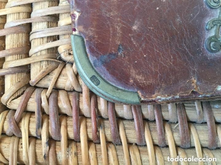 Antigüedades: Antiguo monedero - Foto 2 - 172882764