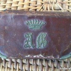 Antigüedades: ANTIGUO MONEDERO. Lote 172882764