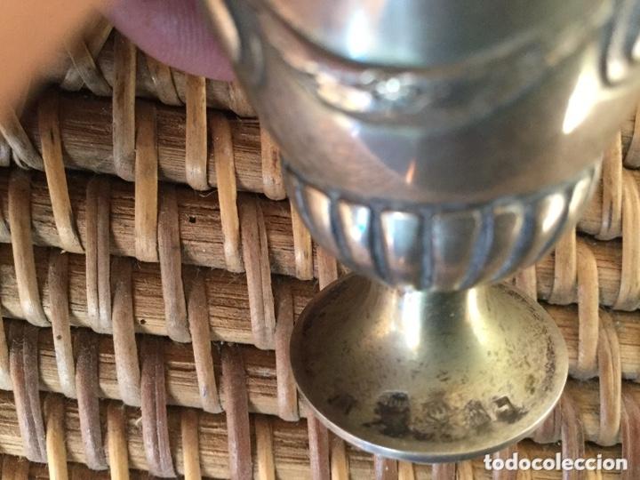 Antigüedades: Salsera de plata - Foto 2 - 172883217