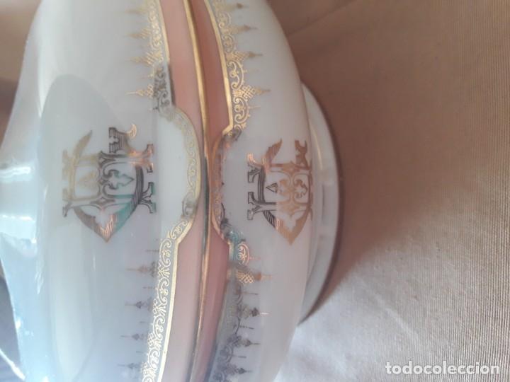 Antigüedades: Sopera Francesa - Foto 7 - 172930322