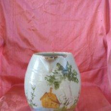Antigüedades: JARRA ALCORA. Lote 172945025