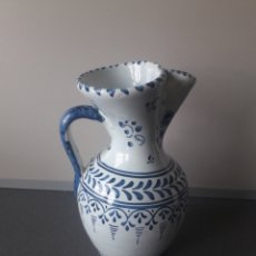 Antigüedades: JARRA CERÁMICA TALAVERA. Lote 172954473