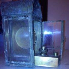 Antigüedades: FAROL ANTIGUO. Lote 172992672