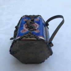 Antigüedades: TETERA CHINA SIGLO XIX. Lote 172996244