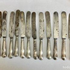 Antigüedades: CUBIERTOS. Lote 173033130