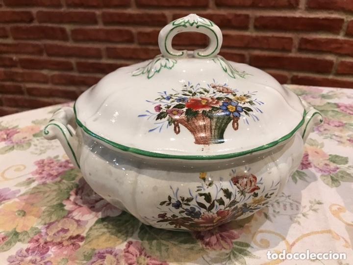 Antigüedades: Vajilla de la Cartuja - Foto 14 - 173041447
