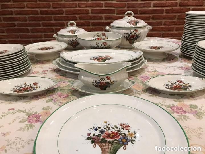 VAJILLA DE LA CARTUJA (Antigüedades - Porcelanas y Cerámicas - La Cartuja Pickman)