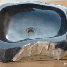 Antigüedades: LAVAMANOS PICA LAVABO XILOPALO. Lote 173052008