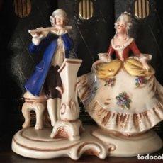 Antigüedades: FIGURA DE PORCELANA. Lote 173077340