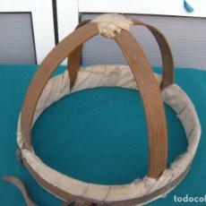 Antigüedades: COSTURA. ANTIGUO BASTIDOR DE MONJA.. Lote 173138510