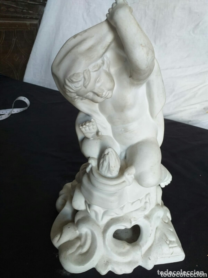 Antigüedades: Porcelana de Biscuit - Foto 2 - 173146312