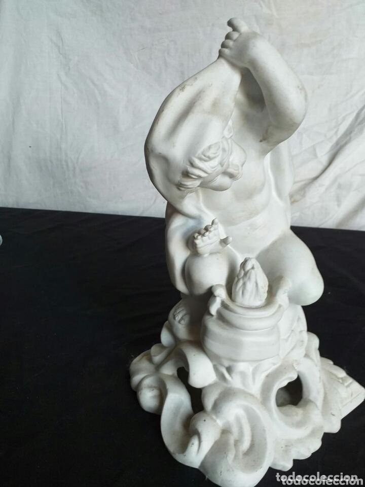 PORCELANA DE BISCUIT (Antigüedades - Porcelanas y Cerámicas - Otras)