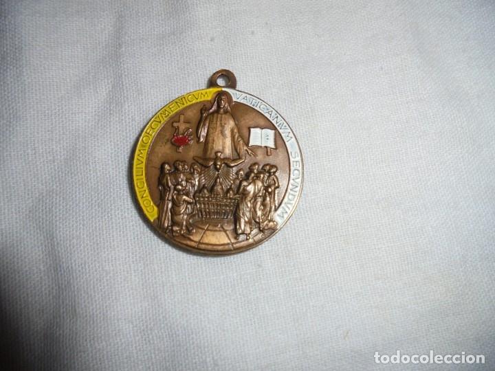 Antigüedades: CONCILIO ECUMENICO VATICANO.JOHANES XXIII/PABLO VI - Foto 2 - 173160162