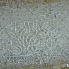 Antigüedades: ANTIGUO ENCAJE - NOVIA IMAGEN PPIO. S. XX. Lote 173166748