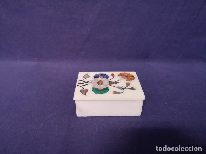 CAJA FLORENTINA (Antigüedades - Hogar y Decoración - Cajas Antiguas)