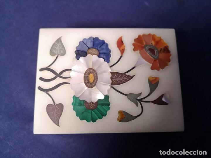 Antigüedades: CAJA FLORENTINA - Foto 4 - 173200885