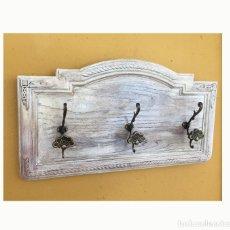 Antigüedades: PERCHERO RÚSTICO. Lote 167878368