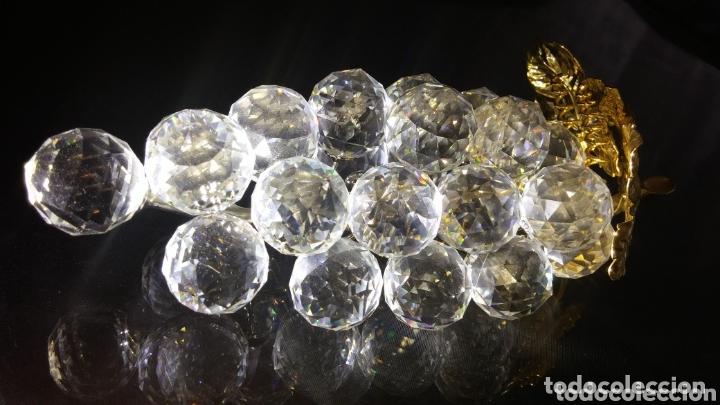 Antigüedades: Racimo uva Swarovski serie Sparkling fruit - Foto 7 - 173383329