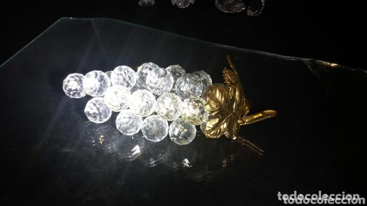 RACIMO UVA SWAROVSKI SERIE SPARKLING FRUIT (Antigüedades - Cristal y Vidrio - Swarovski)