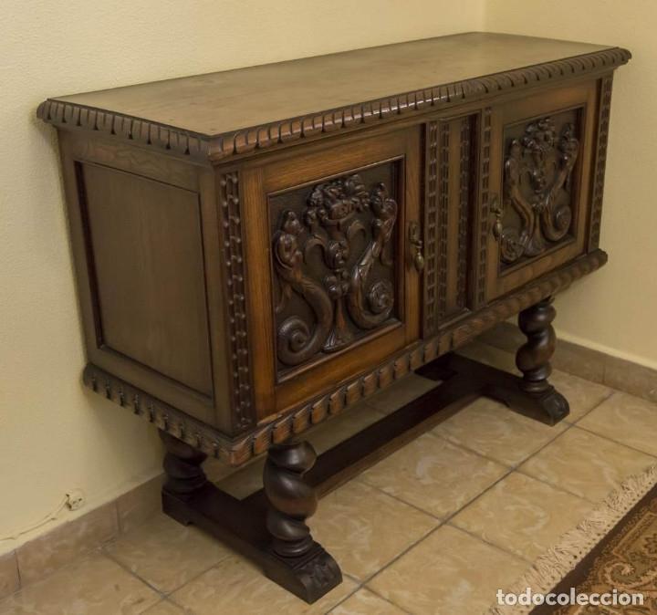 COMEDOR (Antigüedades - Muebles Antiguos - Aparadores Antiguos)