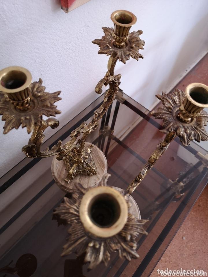 Antigüedades: Candelabros - Foto 8 - 173457643