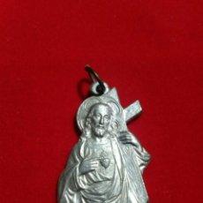 Antigüedades: ANTIGUA MEDALLA RELIGIOSA.. Lote 173461944
