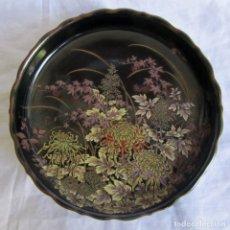 Antigüedades: PLATO DE PORCELANA JAPONESA. Lote 173464104