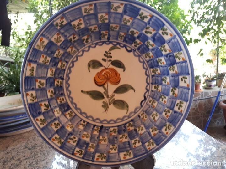 VIEJA FUENTE DE LARIO (Antigüedades - Porcelanas y Cerámicas - Lario)